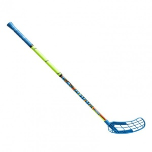 Florbalová hůl SALMING Quest 1 X-Shaft KickZone TipCurve 3° JR 98/87, Salming