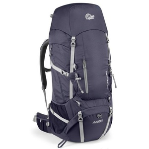 Batoh Lowe alpine Axiom Atlas ND 65 AU aubergine/quartz, Lowe alpine