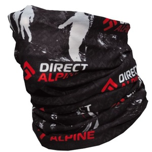 Šátek Direct Alpine MULTI black (graphics)