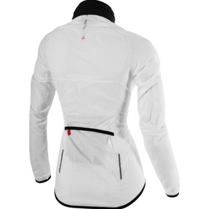Dámská ultra light bunda Silvini GELA WJ802 white-black, Silvini