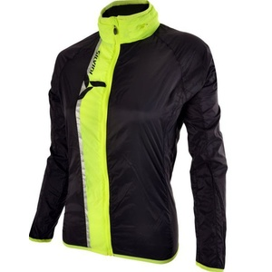 Dámská ultra light bunda Silvini GELA WJ802 black-neon, Silvini