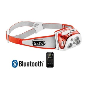 Čelovka Petzl Reactik + Orange E95 HMI, Petzl