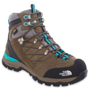 Boty The North Face W VERBER HIKE II GTX C556M6E, The North Face