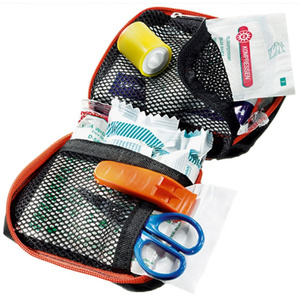 Lékarnička Deuter First Aid Kit Active plná (3943016) , Deuter