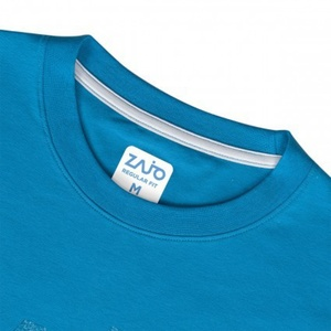 Triko Zajo Bormio T-shirt Blue Jewel Nature, Zajo