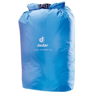 Vodotěsný vak Deuter Light Drypack 15 coolblue (39272), Deuter