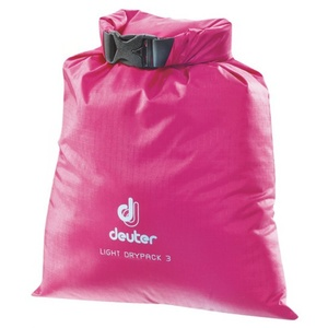 Vodotěsný vak Deuter Light Drypack 3 magenta (39690), Deuter