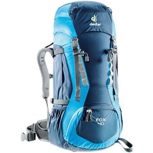 Batoh Deuter Fox 40 midnight-turquoise (36083), Deuter