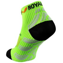 Ponožky ROYAL BAY® Neon Low-Cut Green 6099, ROYAL BAY®
