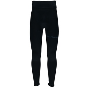 3/4 Spodky Spyder Men`s Carbon (Boxed) Seamless 3/4 Pant 626722-001, Spyder