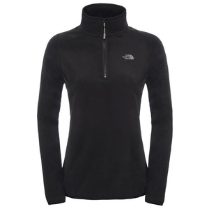 Mikina The North Face W 100 GLACIER 1/4 ZIP 2UAVJK3, The North Face