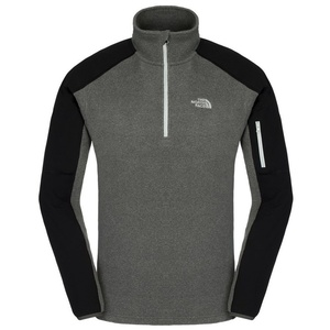 Mikina The North Face M 100 GLACIER 1/4 Zip 2UAPDYZ, The North Face