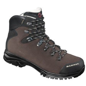 Boty Mammut Brecon GTX Men dark brown 7036, Mammut