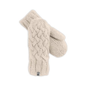 Rukavice The North Face W CABLE KNIT MITT AHHS11P, The North Face