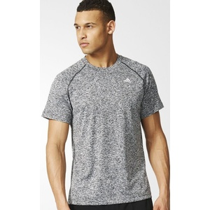 Triko adidas Base Heathered Tee AY7294, adidas