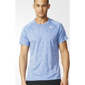 Triko adidas Base Heathered Tee AY7296, adidas
