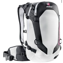 Batoh Deuter Provoke 14 SL white-black (33163), Deuter