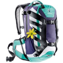 Dámský batoh Deuter Attack 18 SL blueberry-mint (32232), Deuter