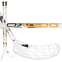 Florbalová hůl Oxdog Viper Superlight 27 white 101 Oval '16, Oxdog