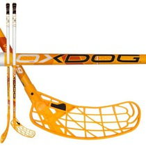 Florbalová hůl Oxdog Viper Superlight 29 orange 101 Round '16, Oxdog
