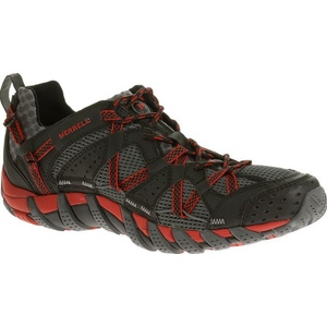 Boty Merrell WATERPRO MAIPO black/red J65231, Merrell