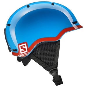 Lyžařská helma Salomon GROM Blue/Red 377736, Salomon