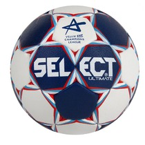 Míč Select Ultimate Champions League modrá červená, Select