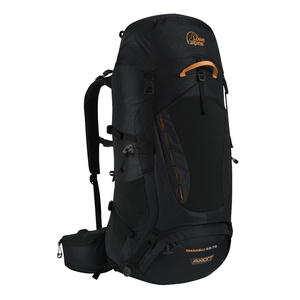 Batoh Lowe alpine Axiom 5 Manaslu 65:75 Large black/BL, Lowe alpine