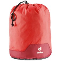 Odolný vak Deuter Pack Sack L fire-cranberry 39660, Deuter