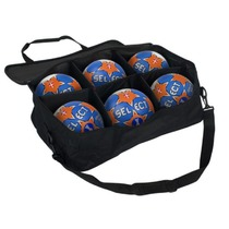 Taška na míče Select Match ball bag černý, Select