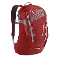 Batoh Lowe alpine Attack 25 pepper red/mid gray/PR, Lowe alpine