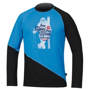 Tričko Direct Alpine BCS Shirt 1.0  blue/black (yetti), Direct Alpine