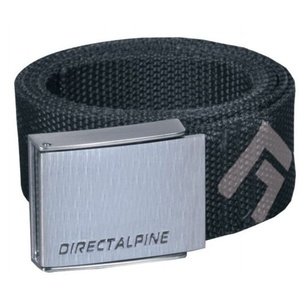 Pásek Direct Alpine Belt D.A. black (logo), Direct Alpine