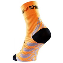 Ponožky ROYAL BAY® Neon High-Cut Orange 2099, ROYAL BAY®