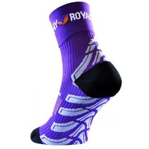Ponožky ROYAL BAY® Neon High-Cut Violet 4099, ROYAL BAY®
