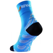 Ponožky ROYAL BAY® Neon High-Cut Blue 5099, ROYAL BAY®