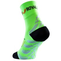 Ponožky ROYAL BAY® Neon High-Cut Green 6099, ROYAL BAY®
