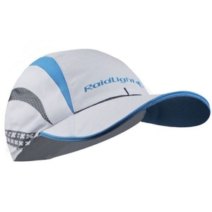 Kšiltovka Raidlight R-Light Cap White/Electric Blu, Raidlight