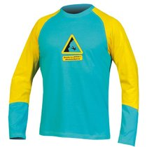 Tričko Direct Alpine Long Crack 2.0 orbit/yellow, Direct Alpine