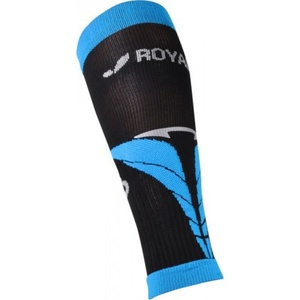 Kompresní lýtkové návleky ROYAL BAY® Air Black/Blue 9588, ROYAL BAY®