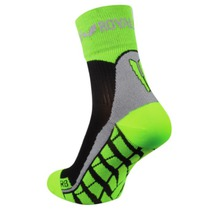Ponožky ROYAL BAY® Air High-Cut black/green 9688, ROYAL BAY®