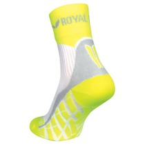 Ponožky ROYAL BAY® Air High-Cut white/yellow 0188, ROYAL BAY®