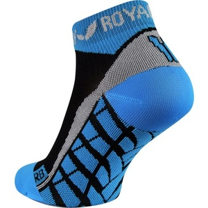 Ponožky ROYAL BAY® Air Low-Cut black/blue 9588, ROYAL BAY®
