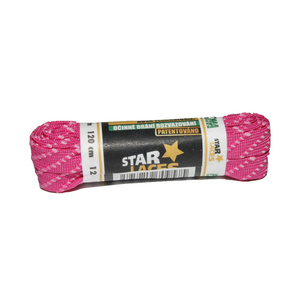Tkaničky STAR LACES FASHION 140cm, STAR LACES