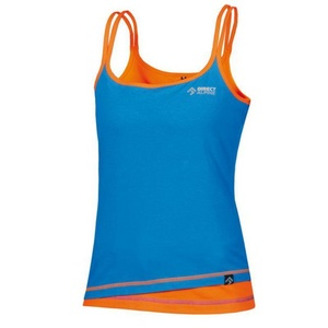 Tílko Direct Alpine Todra blue/orange, Direct Alpine