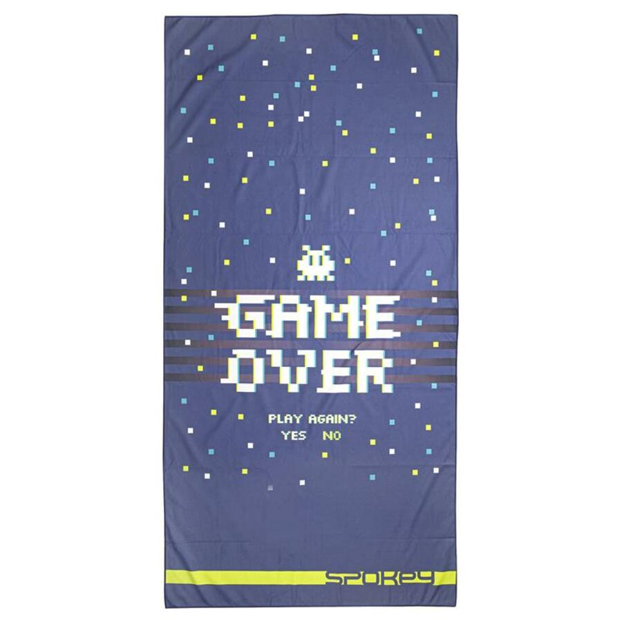 Rychleschnoucí ručník Spokey GAME OVER